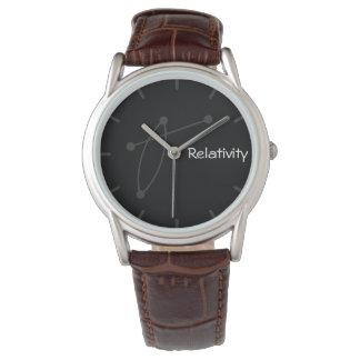 Relativity (type 2) watch