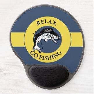 RELAXANDGO FISHING GEL MOUSE PAD