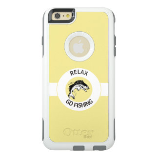 RELAXANDGO FISHING OtterBox iPhone 6/6S PLUS CASE