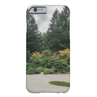 Relax at a Japanese Garden Barely There iPhone 6 Case