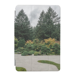 Relax at a Japanese Garden iPad Mini Cover