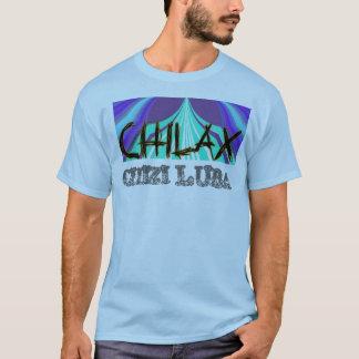 Relax Basic T-Shirt Template Chizi Luba