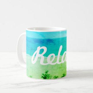 Relax Beach Mug