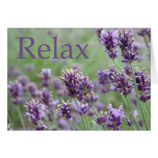 Relax Card