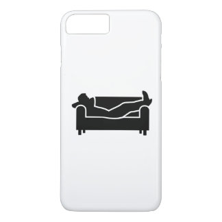 Relax couch iPhone 7 plus case