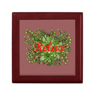 Relax Gift Box