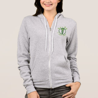 Relax I Got This Lacrosse Zipper Hoodie