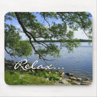 Relax... Mouse Pad