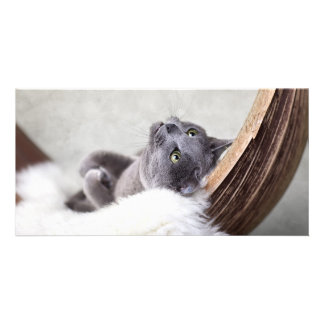 Relax Photo Card Template