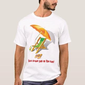 Relax Summer Fun Holiday Lounger - Men's Shirt