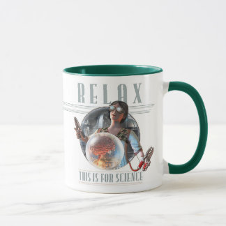 Relax: This is for SCIENCE Mug