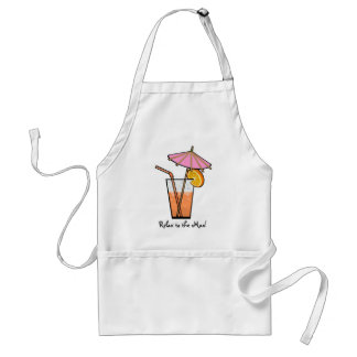 Relax To The Max! Adult Apron
