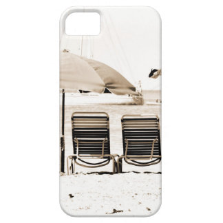 Relaxation by the Beach iPhone 5 Cover