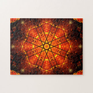 Relaxation Mandala Jigsaw Puzzle
