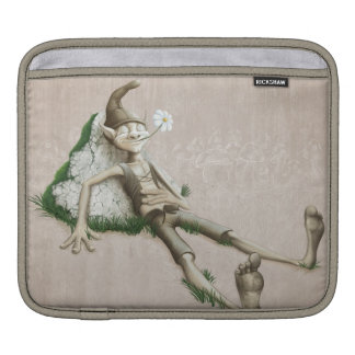 Relaxed elf iPad sleeve