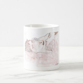 relaxin coffee mug