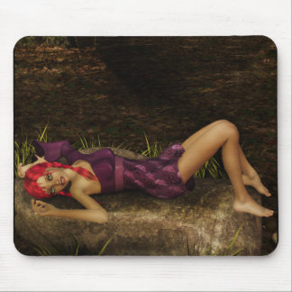 Relaxing Fairy Mousepad
