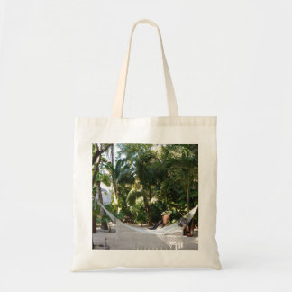Relaxing In the Tropical breeze Tote Bag