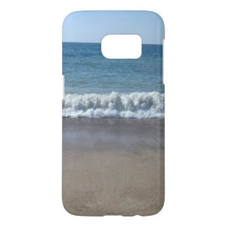 Relaxing Ocean Waves and Beach Sand Samsung S7 Cas Samsung Galaxy S7 Case