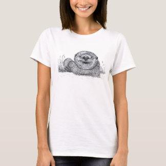 Relaxing Otter T-Shirt