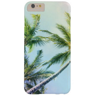 Relaxing Rainbow Color Palms Barely There iPhone 6 Plus Case