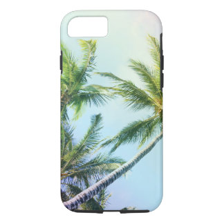 Relaxing Rainbow Color Palms iPhone 8/7 Case