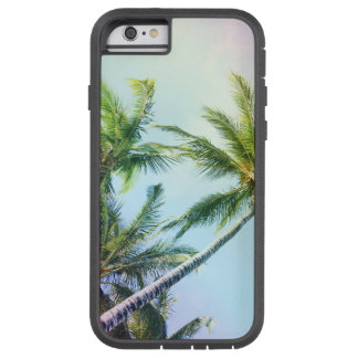 Relaxing Rainbow Color Palms Tough Xtreme iPhone 6 Case