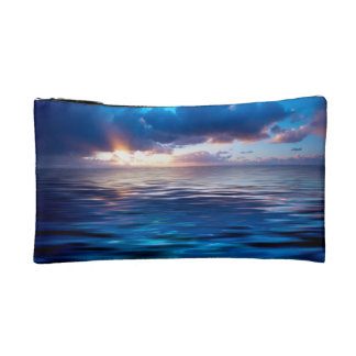 Relaxing View (sunset) Makeup Bag