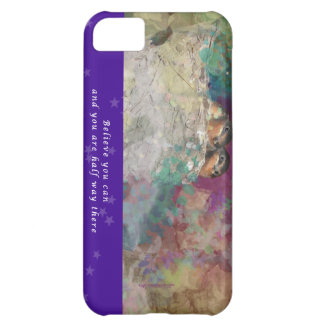 Relay For Life-Believe You Can - Cancer Cure iPhone 5C Cases