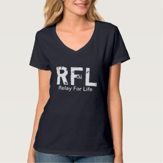 Relay For Life - Cancer Never Sleeps T-Shirt