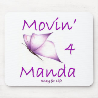 Relay for Life Mouse Pad