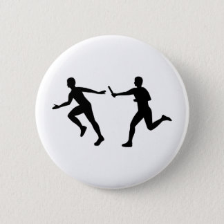 Relay race 2 inch round button