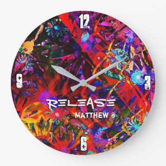 Release 93 large clock
