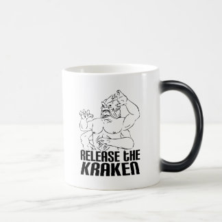 Release the Kraken Magic Mug