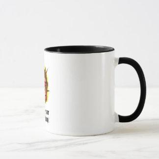 Release your inner chimp! mug