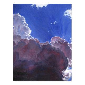 Relentless light 2012 postcard