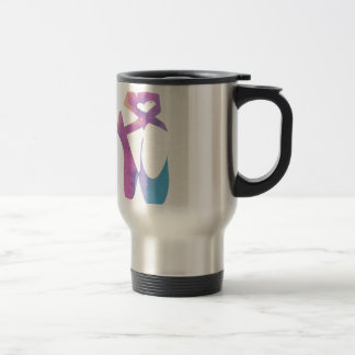 Releve 1 Slippers Travel Mug