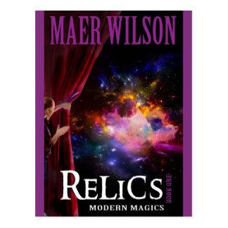 Relics Designer Postcard