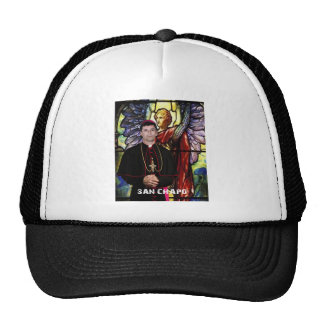 RELIGIIOSO SINALOA SAN CHAPO ORIGINALS PRODUCTS TRUCKER HAT