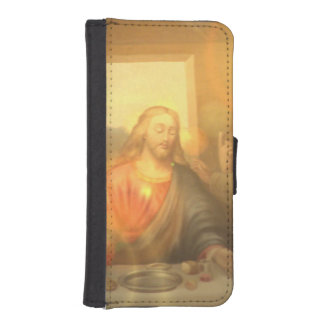 religion-9 iPhone 5 wallet cases