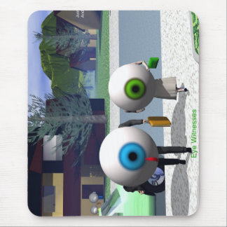 Religion, Cultures, Eye-Witnesses Mouse Pad