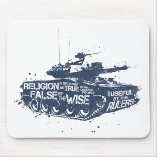 Religion is Regarded Mouse Pad