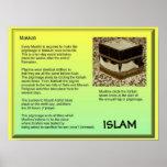 Religion, Islam, Makkah Poster