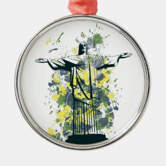 religion statue metal ornament