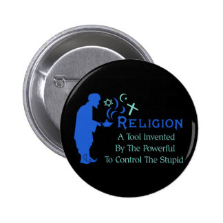 Religion Tool 2 Inch Round Button