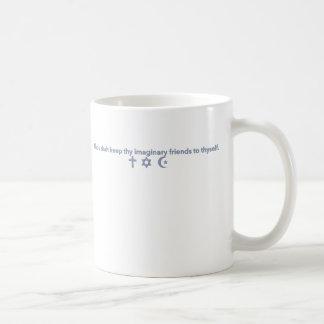 Religion's Imaginary Friends Coffee Mug