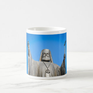 Religious architecture in Athens, Greece Coffee Mug