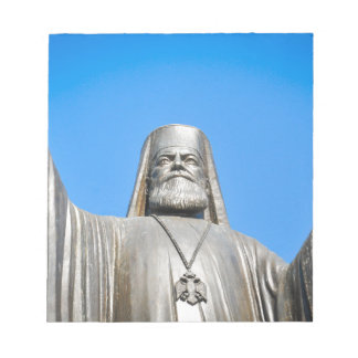 Religious architecture in Athens, Greece Notepad
