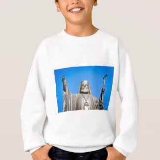 Religious architecture in Athens, Greece Sweatshirt