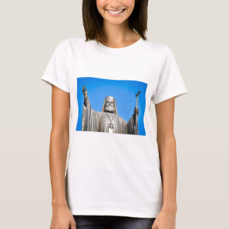 Religious architecture in Athens, Greece T-Shirt